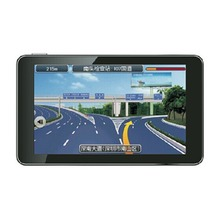 HOT! Car GPS Navigation 5 inch portable Auto Vehicle GPS navigation for Europe/ Americas maps