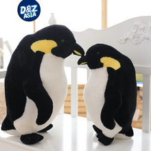Super cute Alaska penguin doll Simulation Penguin plush toys home pillow children's birthday gift for boys(China)