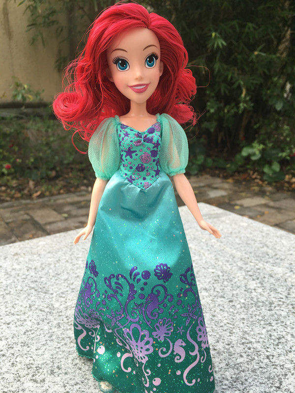 Little Mermaid Ariel Princess Royal Shimmer DP 10 Girl Doll Action Figure Toy Gift New Loose<br><br>Aliexpress