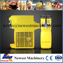 NT-4800 commercial 5.5L fruit ice cream machine for factory price/ice cream maker