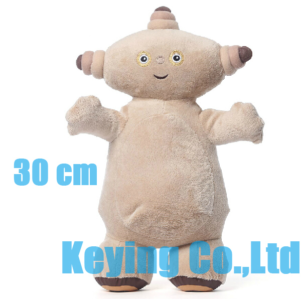 Free shipping 30cm in the night garden Maca Baca little boy plush toy doll baby gift Chirstmas gift<br><br>Aliexpress