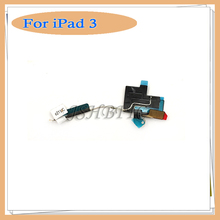 10pcs/lot GPS Antenna Flex Cable For ipad 3 Replacement parts Repair Parts GPS for iPad3 Free shipping