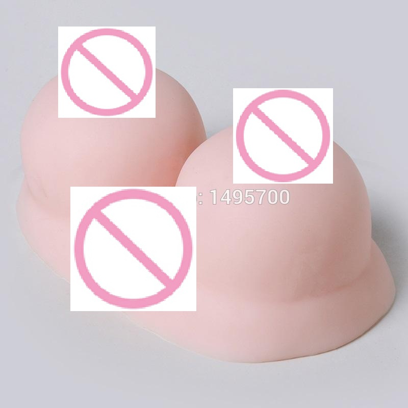 AIWEI realistic breast,artificial vagina,male masturbator,Yin hip mold silicone products taste,sex toys for men,artificial pussy<br>