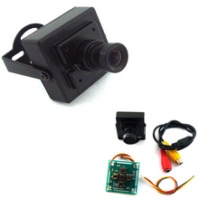 1pcs FPV 700-line Camera 1/3 CCD - PAL Format recording system CAM700P(China)