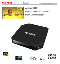 T9S Plus TV Box Amlogic S905 Android 5.1 Set top Box Bluetooth WiFi HD 2.0 2 GB 16 GB Google TV Player(China)