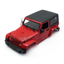 High Quality RC Rock Crawler 1:10 Crawler Car Shell for Axial SCX10 RC4WD D90 Hard Plastic wheelbase 270 mm(China)
