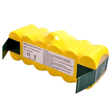 14.4V 2500 mAh Replacement Vacuum Battery for 500 Series 500 510 530 531 532 533 535 536 540 545 550 552 560 562