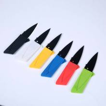 Credit Card Knife Folding Blade Knife Pocket Mini Wallet Outdoor Camping Hunting Tools Folding Tactical Knife survival knife