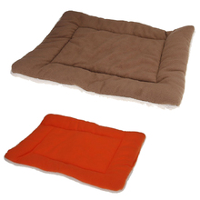 Big Sale Small Pet Bed Pad Mat For Car Dog Puppy Cage Kennel S Soft Warm Nest Square House