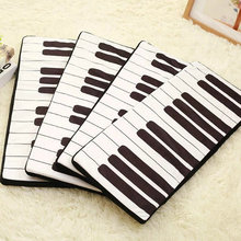 52/64cm 2017 New Style Keyboard pillow Cushion boy/girl birthday gift Creative artificial TV/piano Plush Toys(China)