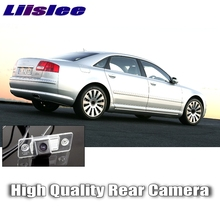 LiisLee Car Camera For Audi A8 A8L S8 D3 4E 2002~2007 High Quality Rear View Back Up Camera For Friends Use | CCD + RCA(China)