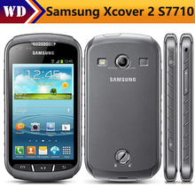 "S7710 Original Samsung Xcover 2 s7710 GPS Wi-Fi 5.0MP 4.0""TouchScreen Dual Core Unlocked Refurbished Phone"