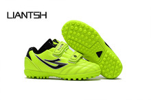 Children Football Shoes 2018 New Top Quality Kids indoor Soccer Shoes Boy Girl Training sneakers