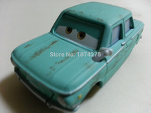 Pixar Cars Petrov Trunkov Metal Diecast Toy Car 1:55 Loose Brand New In Stock & Free Shipping