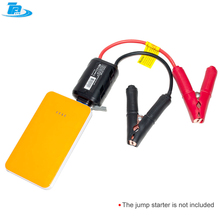 High quality Smart Jumper Cables Clips Booster Clamp Lead for Car Jump Starter/Auto engine booster storage battery clamp