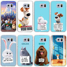 347 The Secret Life of Pets  Hard Cover Case for Samsung Galaxy S3 S3 Mini S4 S4 Mini S5 Mini S6 S6 edge&plus S7 S7 Edge S8 plus