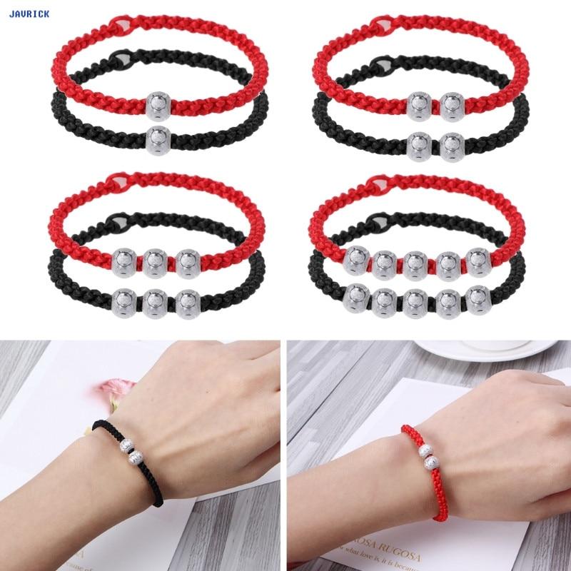 Nylon for Men for Women Red String Adjustable Kabbalah Good Luck Bracelet