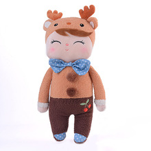 2017 Cute Baby Soft Plush Toys Rabbit Animals Angela Package Dreaming Girl Pink Stuffed Toys for Kids Baby Fun Game Gifts