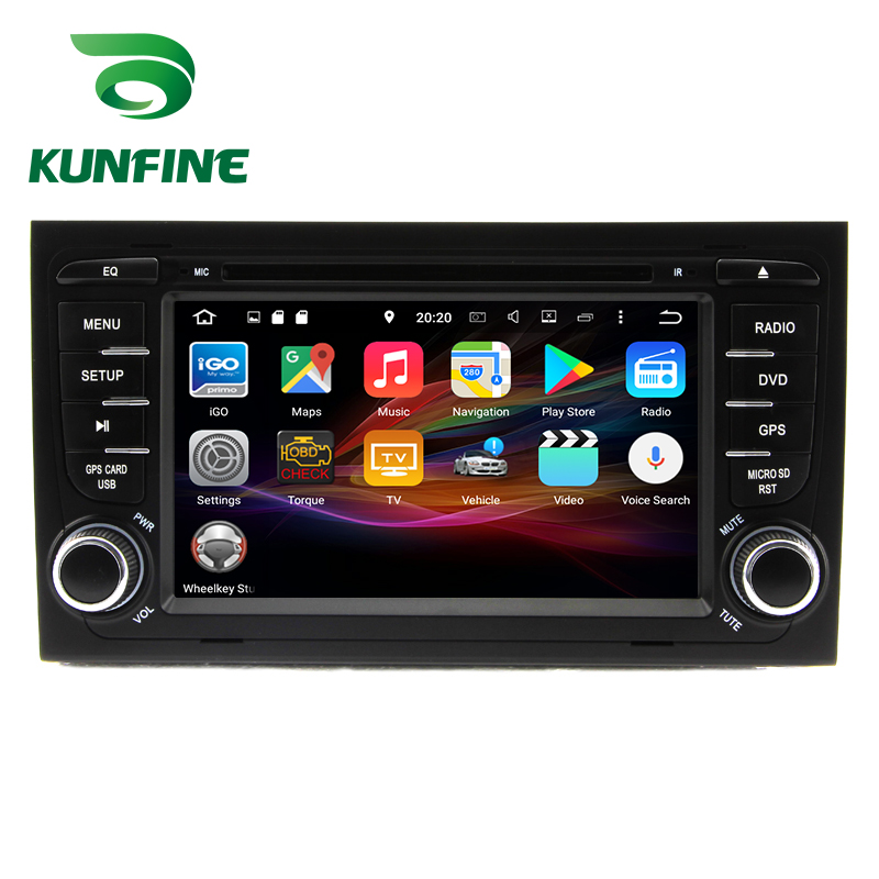 Android Car DVD GPS Navigation Multimedia Player Car Stereo For Audi A4S4RS4 2002-2008 Radio Headunit (4)