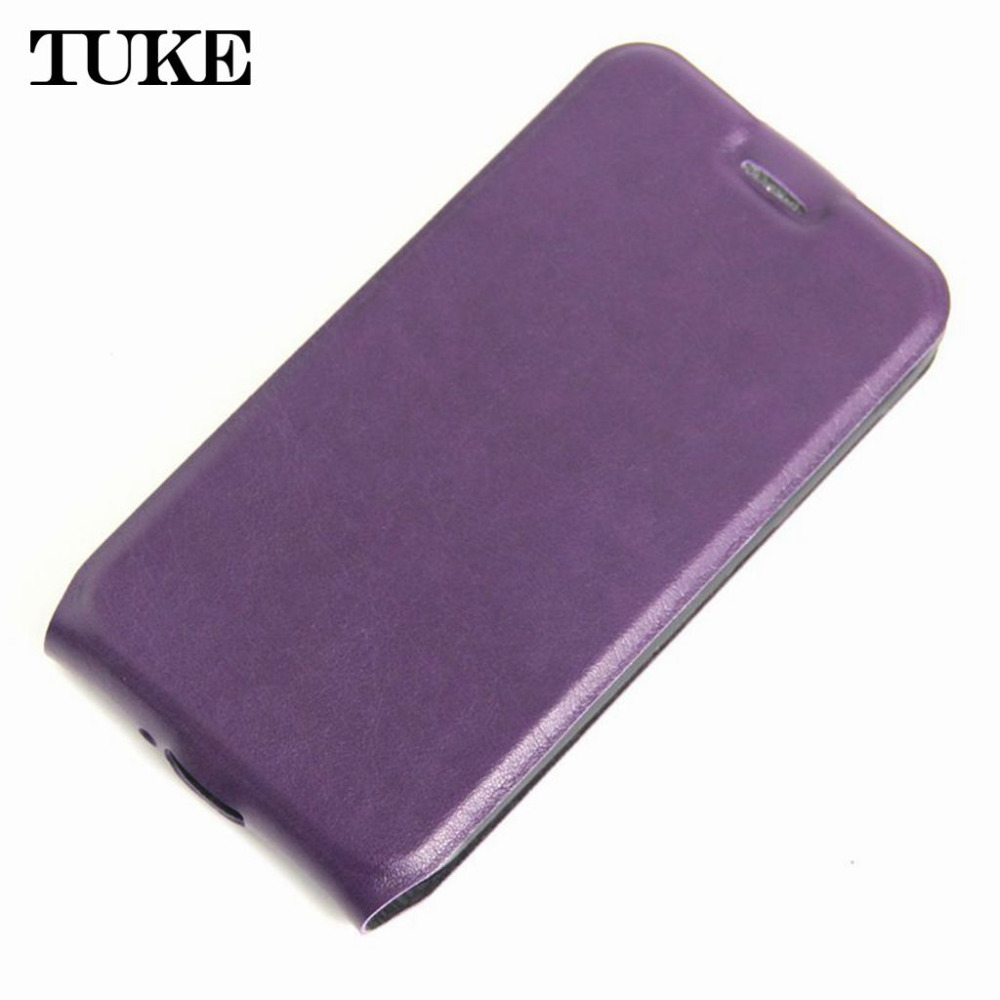 TUKE Colorful High Luxury Leather Flip Case Elephone P8000 Smartphone Wallet Cover Card Holder