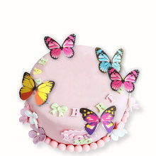 50pcs Butterfly Wedding Cake Topper/wedding Cake Stand/wedding Decoration/cake Decorating Supplies