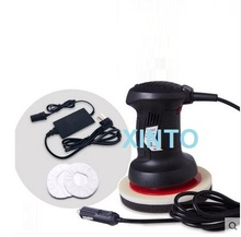 "7"" 12V 220V 60W Auto disc polisher, car polishing machine, disc sander, floor waxing machine(China)"