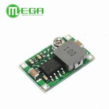 G303 Free Shipping 10pcs Model aircraft power step-down DC DC mini-360 power supply module car power super LM2596 adjustable(China)