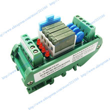 4 bit 5V 5A PA1a relay Module driver board output amplifier board PLC board relay 5V 5A NPN moduel