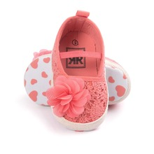 ROMIRUS All Kinds Of New Baby Shoes Newborn Girls Princess Kids Pram Crib Bebe Soft Bottom Baby Girl Shoes First Walkers
