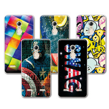 "Buy Vibe K6 Lovely Art Painted Phone Case coque Lenovo Vibe K6 Case 5"" Capa Soft Silicone Cover funda Lenovo Vibe K6 k 6 for $1.35 in AliExpress store"