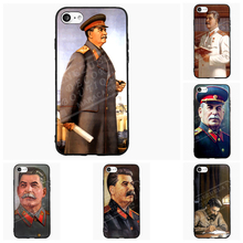 Stalin Leader Industrial Revolution Cell Phone Case For Samsung Galaxy A J 1 3 5 7 2016 Pro Cover Shell Accessories Decor Gift(China)