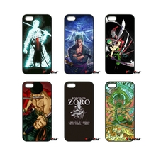 For HTC One M7 M8 M9 A9 Desire 626 816 820 830 Google Pixel XL One plus X 2 3 Cool one piece roronoa zoro Print Phone Case Cover(China)