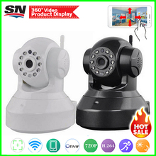 2017Hotsale!720P 960p Security Network CCTV wifi vidicon Wireless 1.0 1.3Megapixel HD Digital Security ip camera IR Night Vision(China)