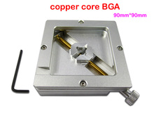 New precise 90*90mm universal copper core BGA reballing station for BGA rework(China)