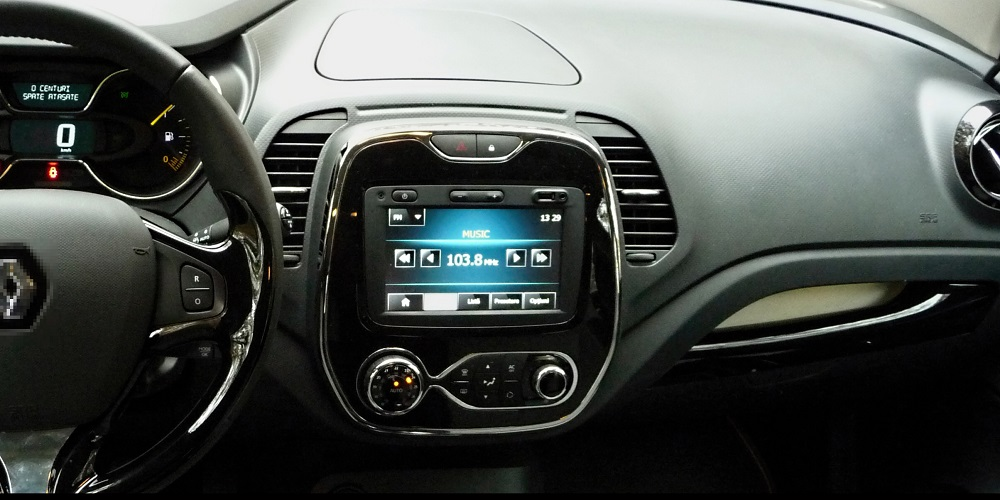 Renault Captur , Kaptur , Samsung QM3 2013~2016-2