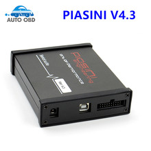 NEW PIASINI V4.3 MASTER Full Version ECU Programmer Serial Suite(JTAG-BDM- K-line-L-line-RS232- CAN-BUS ) ECU Chip Tuning Tool