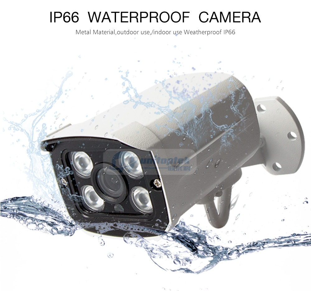 11 4 channle ip camera system