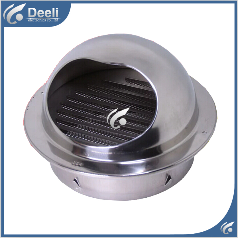 good working Diameter 200mm pipe ventilator exhaust fan exhaustfan exhaust fan stainless steel outlet<br>