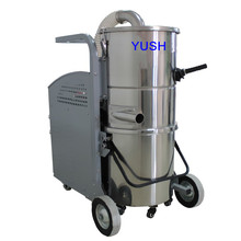 Industrial Wet And Dry Vacuum Cleaner For Workshop / Car Wash Shop 80l