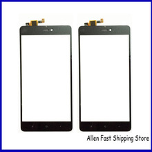 Black Original New Mobile Phone Touch Panel For Xiaomi Mi4S Mi 4S Touch Screen Digitizer Sensor Glass