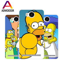 Huawei y3 ii Case,Silicon Popular Cartoon Painting Soft TPU IMD Back Cover for huawei y3 ii 2 Transparent Phone Bags