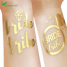 25pcs Cute Team Bride Temporary Tattoo Bachelorette Party Accessories Bridesmaid Bridal Shower Wedding Decoration Photographs,Q(China)