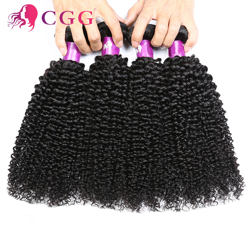7A Top grade Mongolian Kinky Curly Hair Extension Unprocessed Virgin Human Hair Weave 100% human hair extension weave 4 Bundles<br><br>Aliexpress