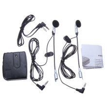 2 way Motorbike Intercom Motorcycle Helmet Headset Communication System Interphone motor Headset Intercomunicador Earphone
