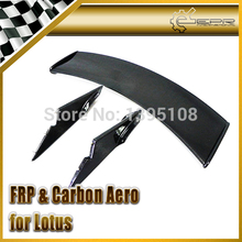 EPR Car Styling For Lotus Exige S2 Carbon Fibrt Rear GT Spoiler Wing