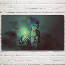 Life Is Strange Chloe Price Video Games Art Silk Poster Prints Home Decor Painting 11x20 16x29 20x36 Inches Free Shipping