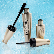 1Pcs High Quality Waterproof Black Mascara Volume Curling Eyelash Extension Makeup Cosmetic Mascara Liquid For Eyes Makeup(China)