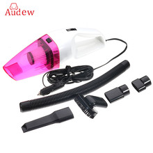 DC 12V 120W Useful In-Car Portable Wet And Dry Car Home Mini Handheld Vacuum Cleaner