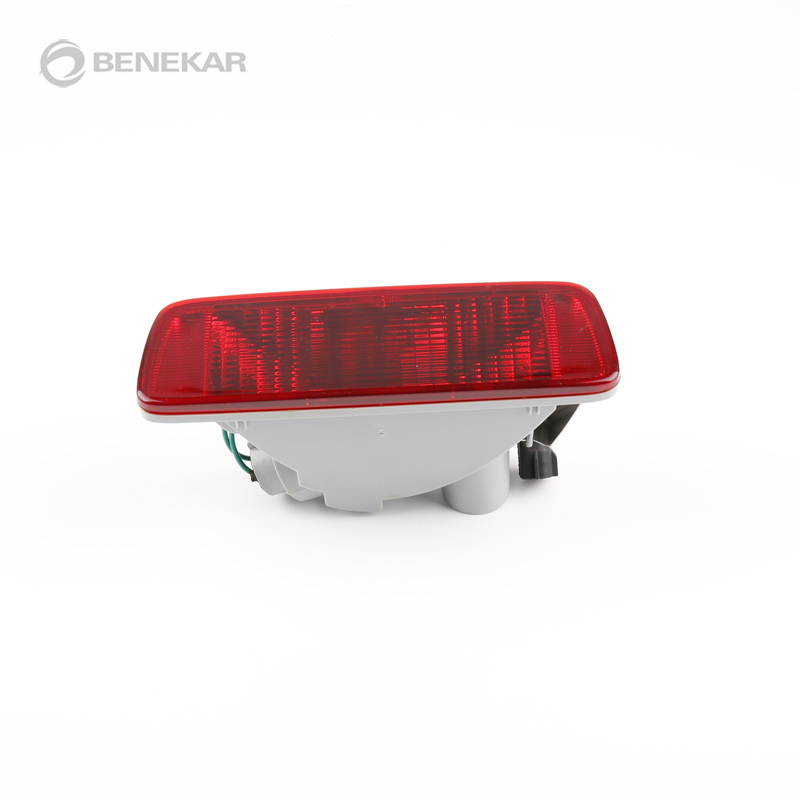 Left Rear Reflector Tail Bumper Fog Lamp Light For Mitsubishi Outlander 2016