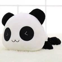 25cm 7 Styles Giant Panda Pillow Mini Doll Stuffed Animal Plush Gift Toys For Kids Children(China)